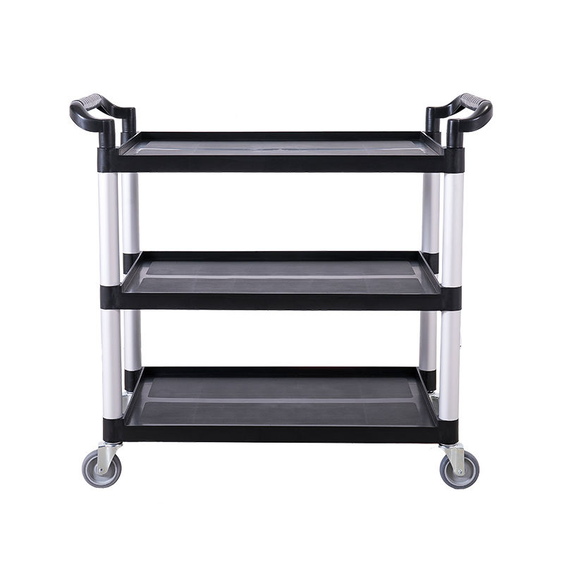 NEW Durable Hair Beauty Salon Equipment Working Trolley Hairdressing Working Cart SPA Trolley Cart Suppliers