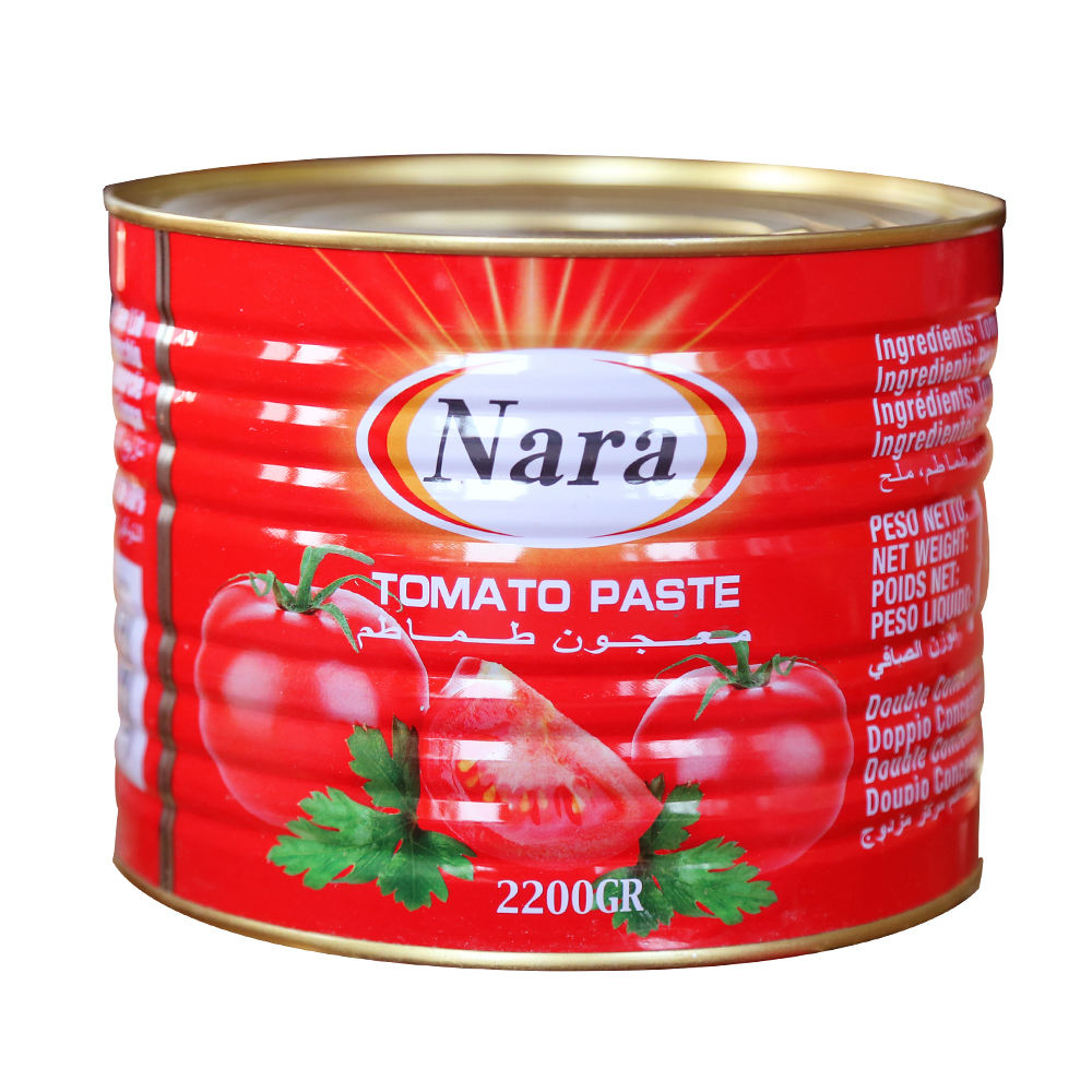 Cote d'Ivoire Canned Tomates Tomatoes Paste with Bonvie