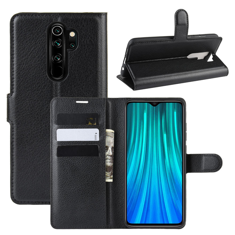 For Xiaomi Redmi Note 8 Pro Cover Leather Mobile Phone Cover Flip Case for Redmi Note 8 Pro Back Cover Phone Case Leather Case