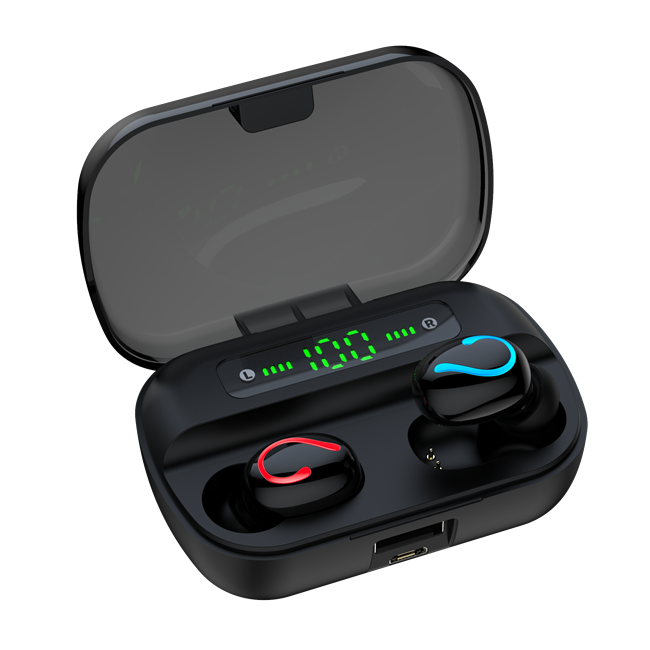 Barca Wireless blutooth mano libera vivavoce tws mobile bluthooth buletoot <span class=keywords><strong>migliori</strong></span> auricolari bass auricolari & cuffie auricolari prezzo