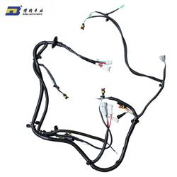 16awg 24awg silicone coated domain control(DC) wiring harness for truck
