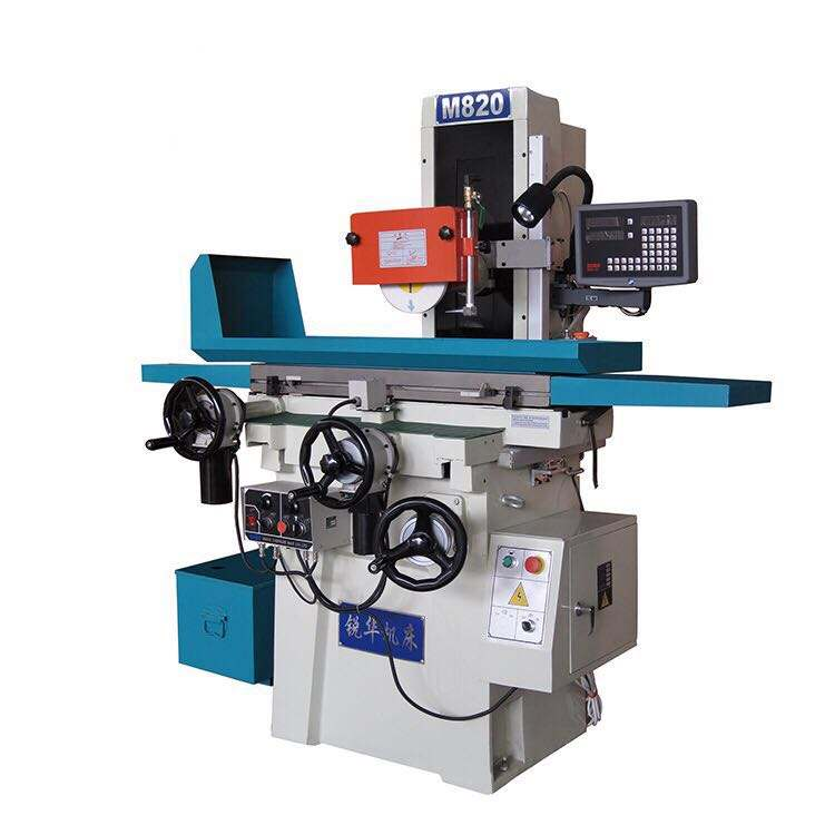 Automatic digital display surface grinding machine M820AHS automatic grinding polishing machine