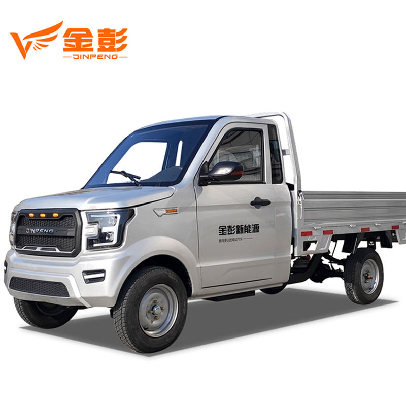 Good performance Big Motor Electric Pickup Truck/electric cargo car /four wheels auto