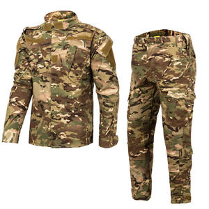 Us Army Uniform Men Militar Uniform Army Pants Tactical Military Soldier Outdoor Combat Acu Camouflage