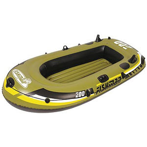 Low MOQ Cheap Price PVC Inflatable Boat 2 Person