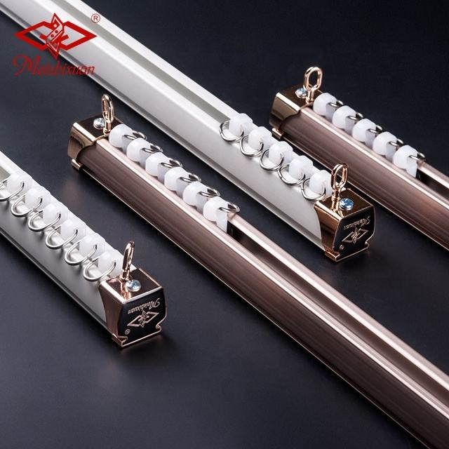 China factory custom window tension metal curtain rod