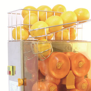 Industrielle jamba saft orange entsafter squeezer maschine