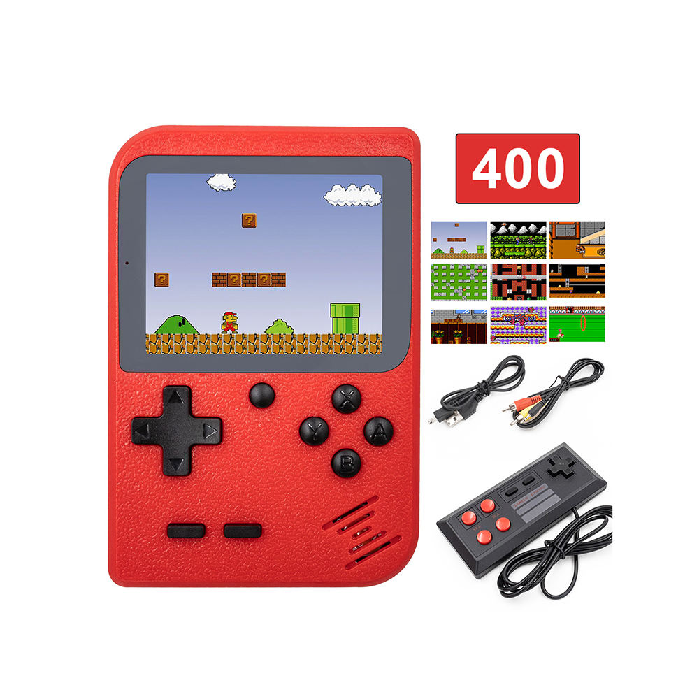 Hand held Retro Mini 8 Bit Portable 400 Classic family Handheld Video Game Console Player For ps4 Arcade