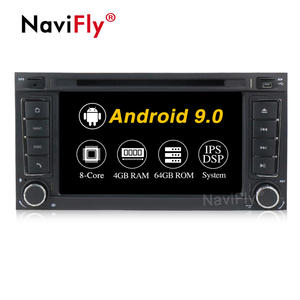 Navifly Android9.0 IPS + DSP 8Core 7