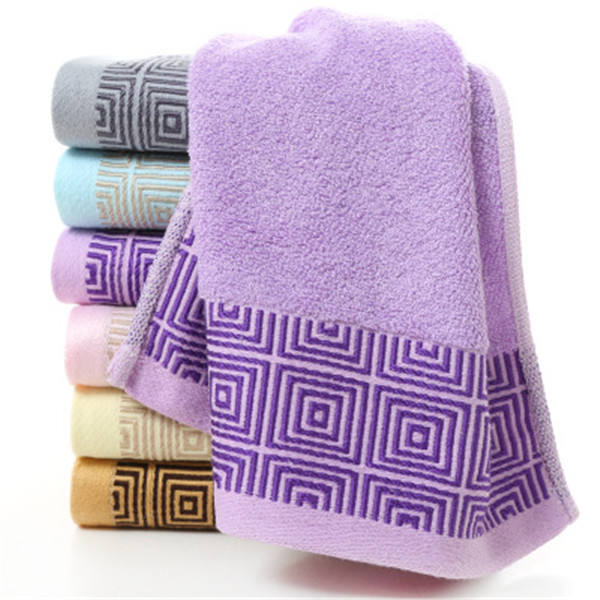 High Quality Competitive Price 35*75 cm Bamboo fiber Face Towel Men/Women /Home Washcloth