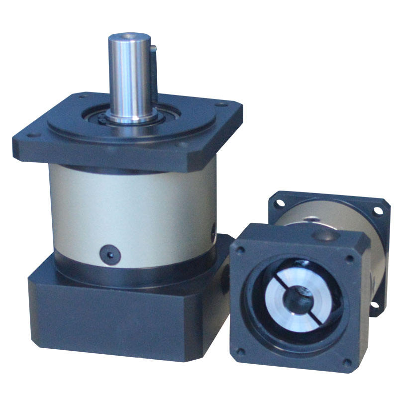 60~120st planetary gear box for servo motor 3:1 ~512:1 ratio gearbox reducer