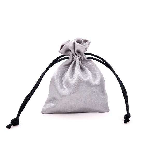 Custom Jewelry Pouch Bag Perfume Bundle Pocket Mini Small Drawstring Gift Bags Packaging Bag