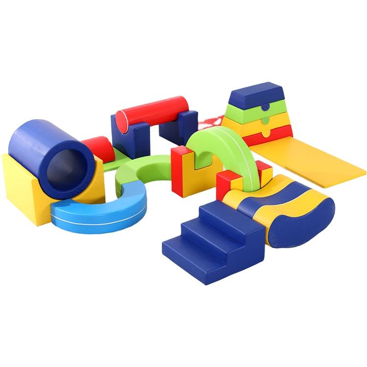 Preschool Children Toddler Indoor Soft Play GYM Equipment