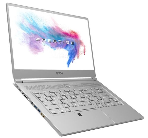 MSI P65 Creator VR Siap Notebook (Intel 9th Gen I9-9880H, 32GB RAM, 1TB SSD, RTX 2070 8GB 15.6