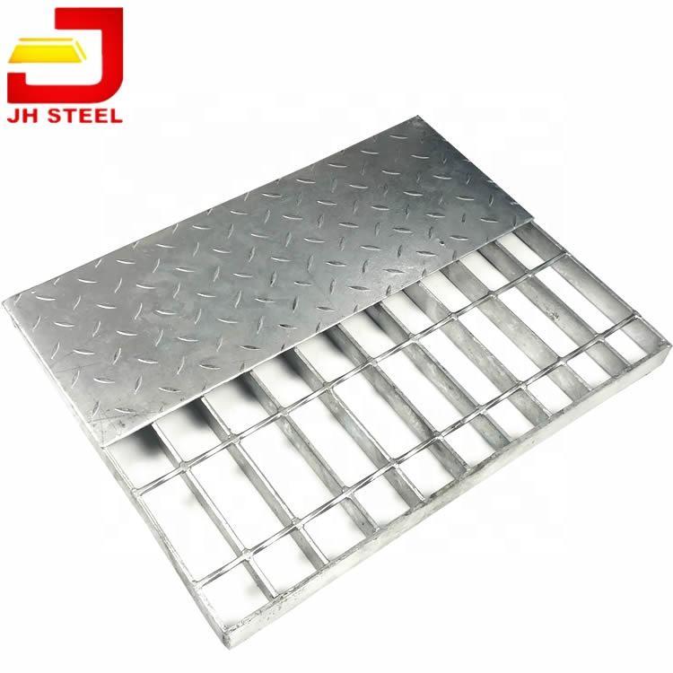 <span class=keywords><strong>Elétrico</strong></span> galvanizado grating de aço inoxidável para materiais de Construção
