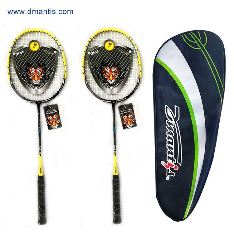 Badminton <span class=keywords><strong>Racket</strong></span> Set Half Carbon <span class=keywords><strong>Racket</strong></span> Met Grote <span class=keywords><strong>Racket</strong></span> Tas China Leverancier