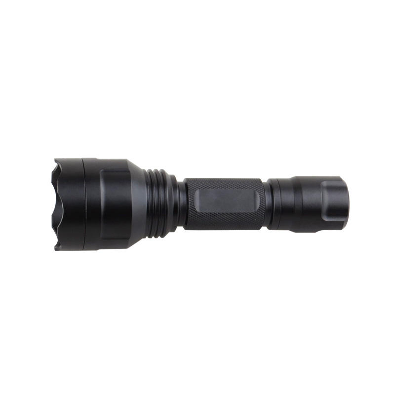 5W IR Flashlight 850nm C8 Night Vision Zoomable Torch LED Infrared Flashlight Tactical Hunting Flashlight