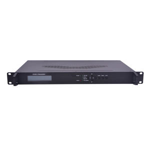Softel CATV Digital HD to RF DVB-C Digital Modulator CATV Modulator