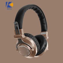 Hot sales sounds high quality  Foldable Wireless BT Stereo Headphone with TF Bluetooth headset
