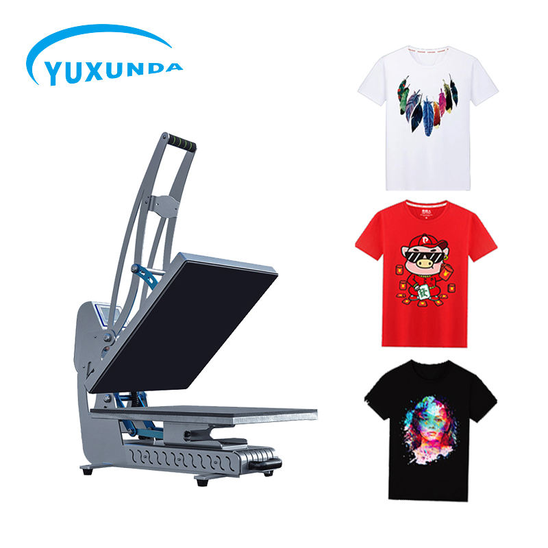 Yuxunda Free Samples 3D Sublimation CE FCC ROHS Approved Phone Case Printing Heat Press Machines