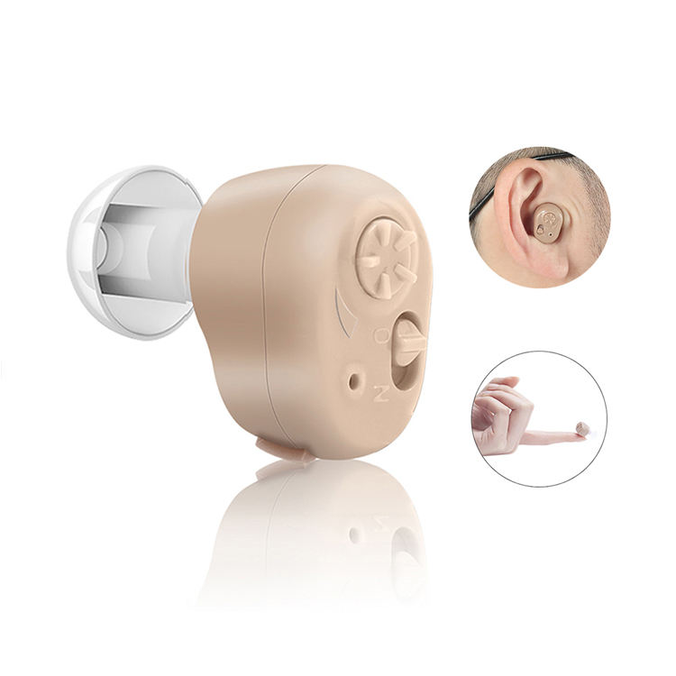 Grear-ears 2021 Best Ear Aide Auditive Cheap Hearing Amplifier Hearing Machine Price Deaf ITE Hearing Aid For Elderly