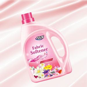 Retail Comfort Detergent Liquid Good Flower Smell Laundry Clothes Conditioner Fabric Softener