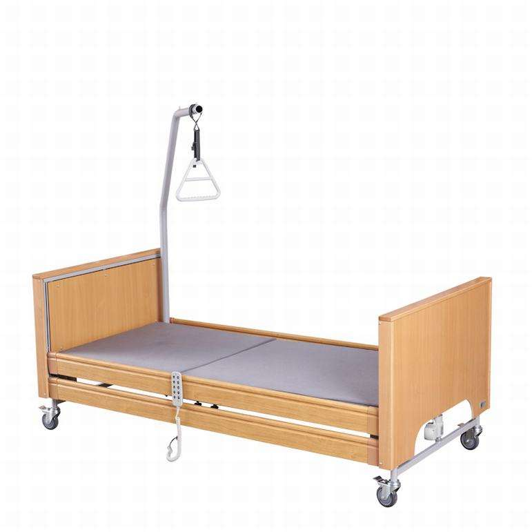 Hot Sale Nursing Home Care Bed Electric Wooden Hospital Bed Home Nursing Bed