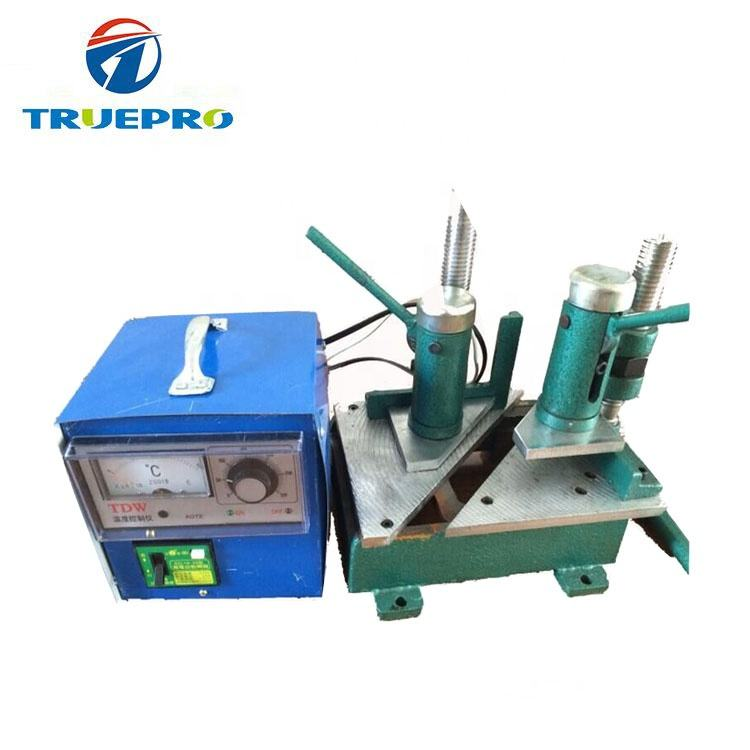 PVC window manual welding machine with good price for window and door