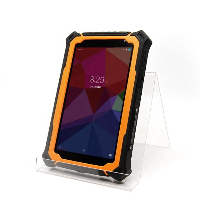 T71V3 rugged tablet PC industrial android 1000 nit con gps 4G LTE opcional NFC coche UHF RFID reader IP67 impermeable oem