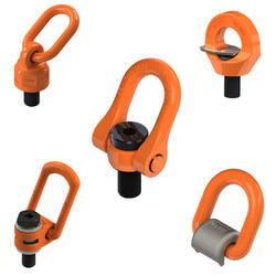 free samples Hoist Rings / makeup swivel Lifting points / be