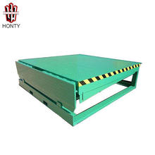 Chinese factory direct sale fixed dock leveler stationary loading platform