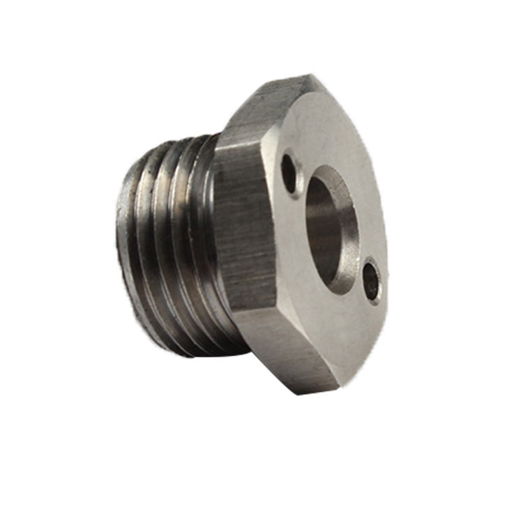 China Supplier Direct Sale Custom Style Stainless Steel Adjustable Ground Screw Bolt