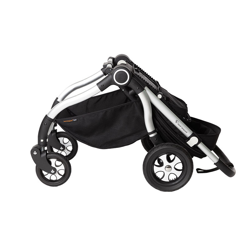Packaging Customization Baby Stroller Double Way Pram/ High Landscape Travel System