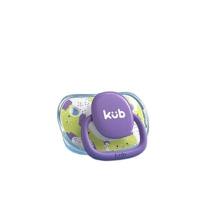 KUB 2020 Baby Super Soft Sleeping Pacifier Bionic Breast Milk Newborn Silicone Pacifier