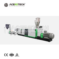 Automatic plastic bottle recycling machine for sale with PLC control