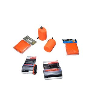 Orange First Aid Emergency Bivvy Sleeping Bag