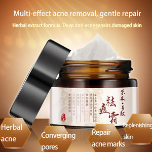 Scar Acne Treatment Cream Private Label Best Organic Repair Scar Anti Acne Remover Pimple Treatment Face Cream
