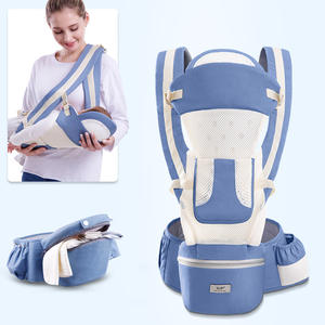 Luxury Cute Baby Carrier 360 Ergonomic Breathable Waist Hipseat For Newborn Baby Hip Seat Carrier