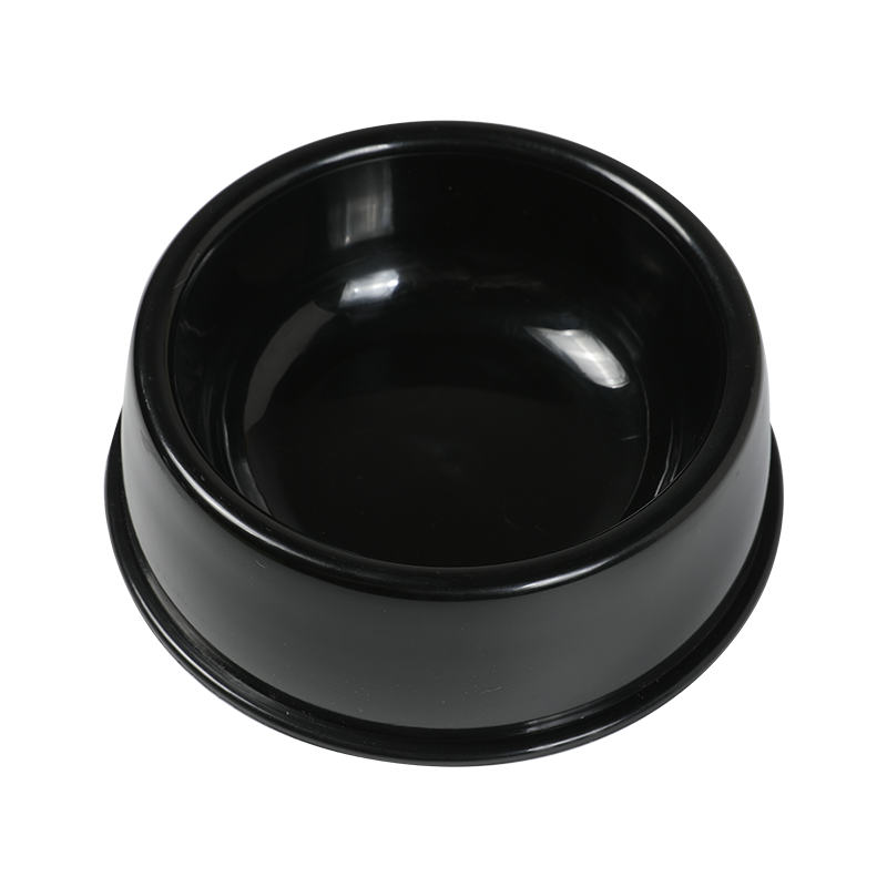 KIMPETS Dog Food Bowl Cat Feeding Tub Pet Tool Plastic Bowl Feeders Feeding Anti-Skid Bowls For Cats
