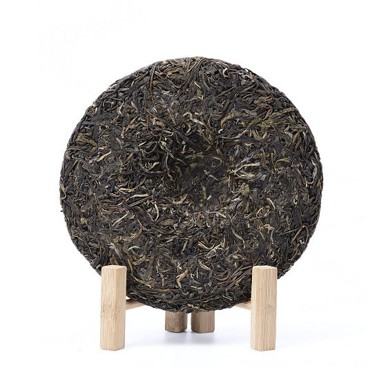 Fast Delivery Direct Sale 2019 Spring Tea Leaves Yunnan Black Gold Compressed Puer Puerh Pu er Pu erh Raw Unfermented Tea Cake