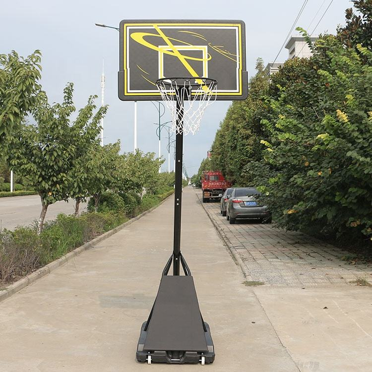 Q519E 2020 Newest Can Hold Water and Sand at The Same Time Mini Basketball Hoop Nets With Moveable