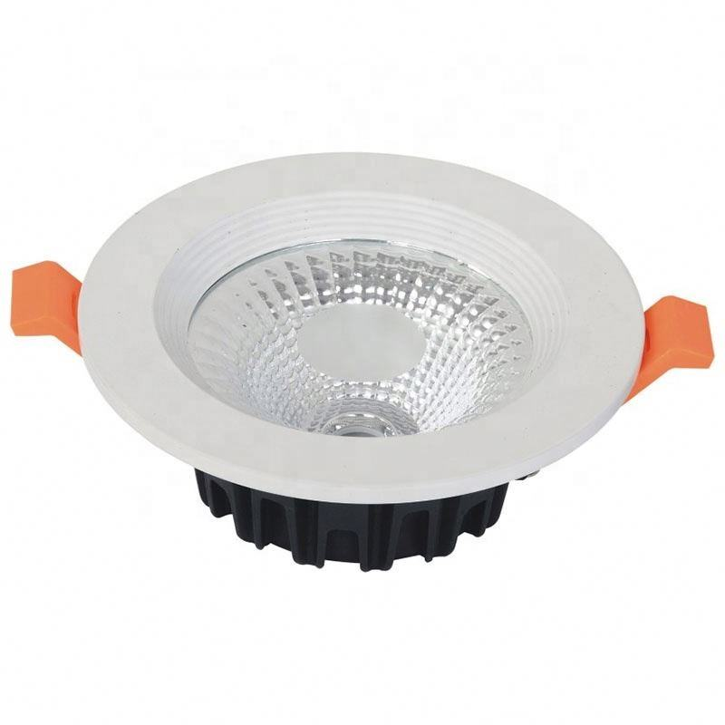 שנזן RoHS מקורה 5w 10w 15w 20w 25w 30w 35w אנטי בוהק מחירים cct dimmable שקוע cob led <span class=keywords><strong>downlight</strong></span> AC85-265V <span class=keywords><strong>Downlight</strong></span>