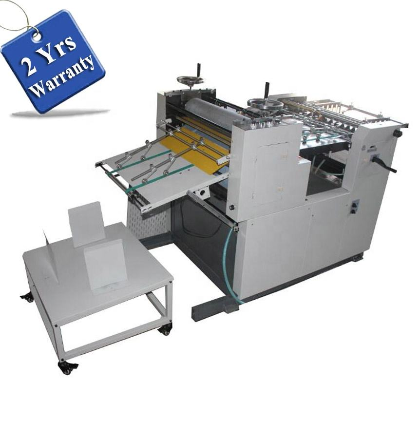 ZYWJ620 A0 A1 A2 A3 sized Automatic Paper Sheet Embossing Machine, auto art card board graining equipment