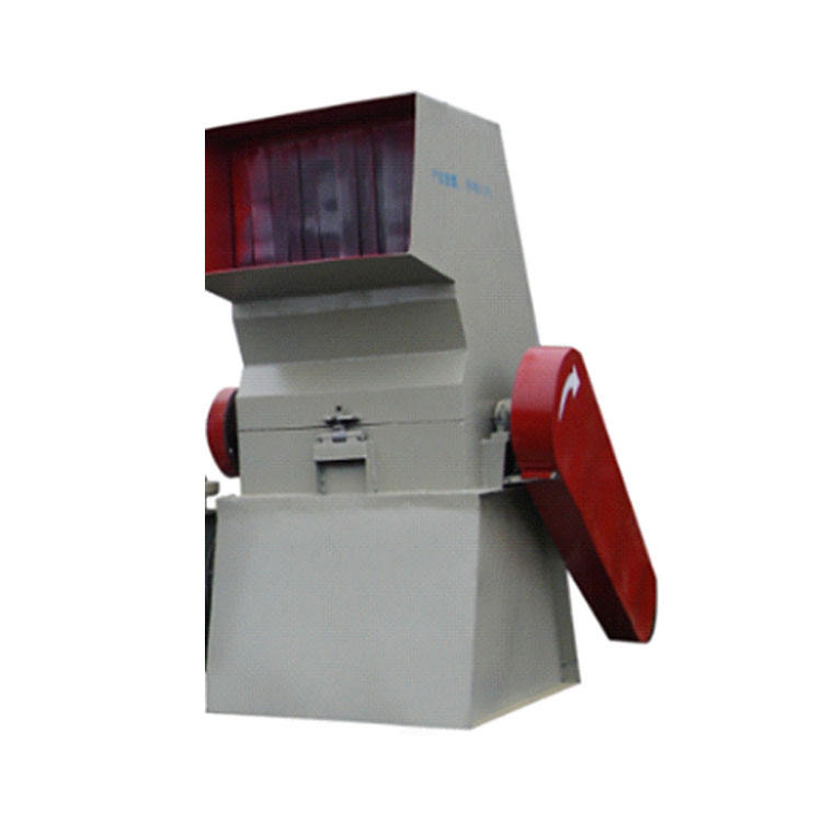 Combined plastic PS EPS foam crusher 30KW single shaft shredder