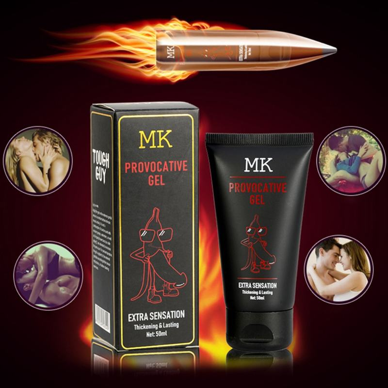Natural 50ml Male Enhancement Cream Penis Bigger Thicker Extend Penis Sexy Massage Cream Long Lasting
