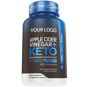 Powerful Weight Loss Control Formula 5x Potent Apple Cider Vinegar Capsules Plus Keto With The Mother