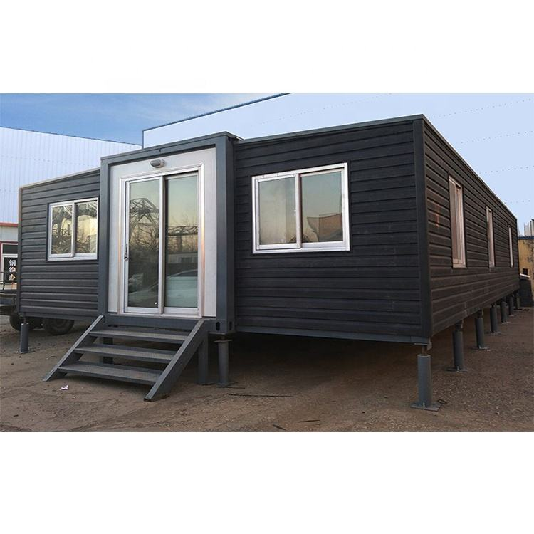Professional Design Fast installation 40ft Expandable Container House For Sale