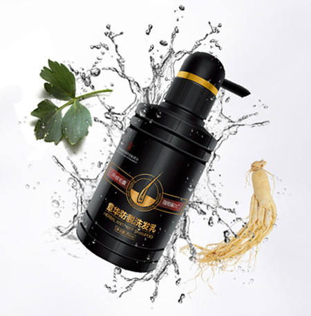 Anti hair loss make hair grow faster plant essence hair shampoo