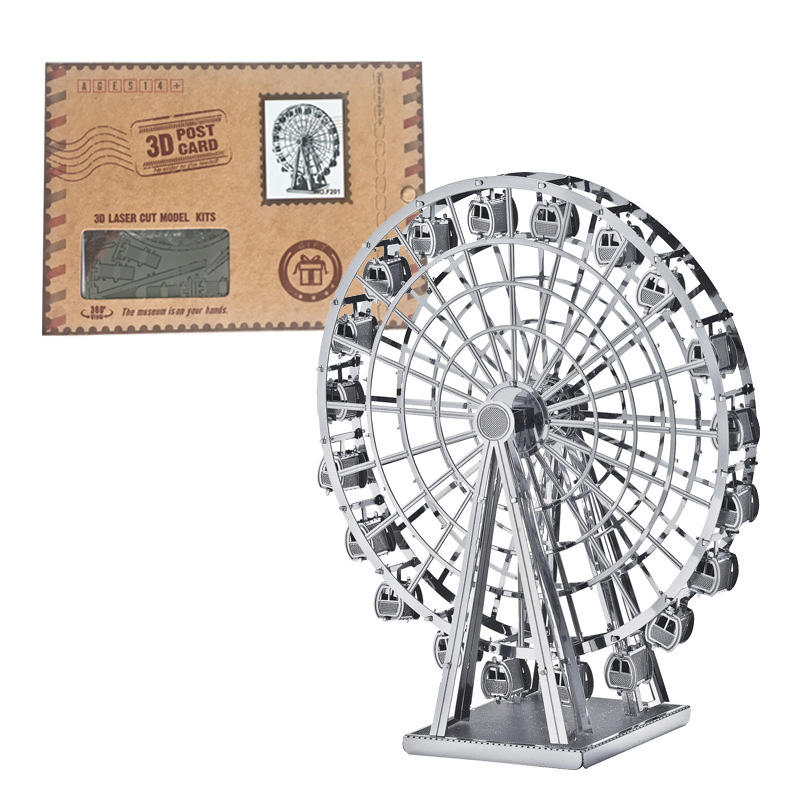 hot sale mini jigsaw puzzles wholesale jigsaw puzzles 3d metal puzzle
