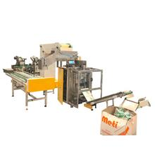 Ppr Pipe Fitting Automatic Box Packing Machine Equipment with Bagging Function